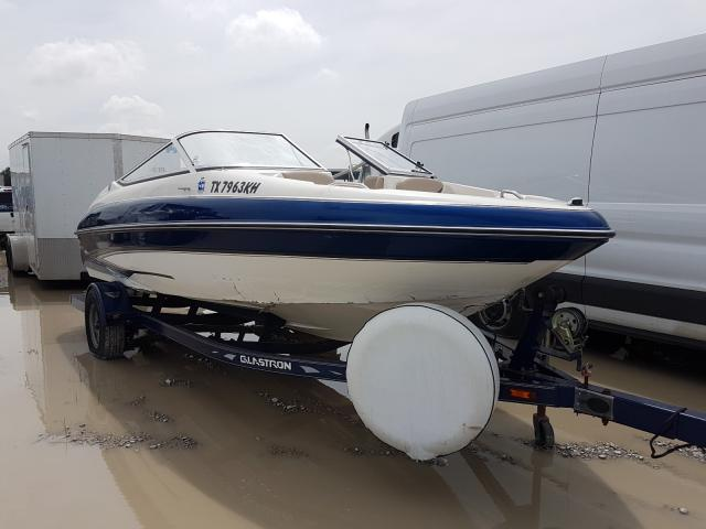 Salvage 2006 Glastron BOAT 185GX for sale