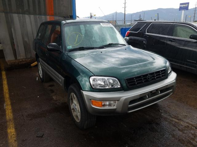 Vehiculos salvage en venta de Copart Colorado Springs, CO: 2000 Toyota Rav4