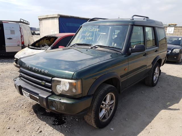 LAND ROVER DISCOVERY - 2004 rok