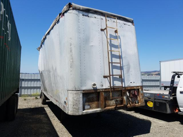 Fruehauf salvage cars for sale: 1986 Fruehauf Trailer