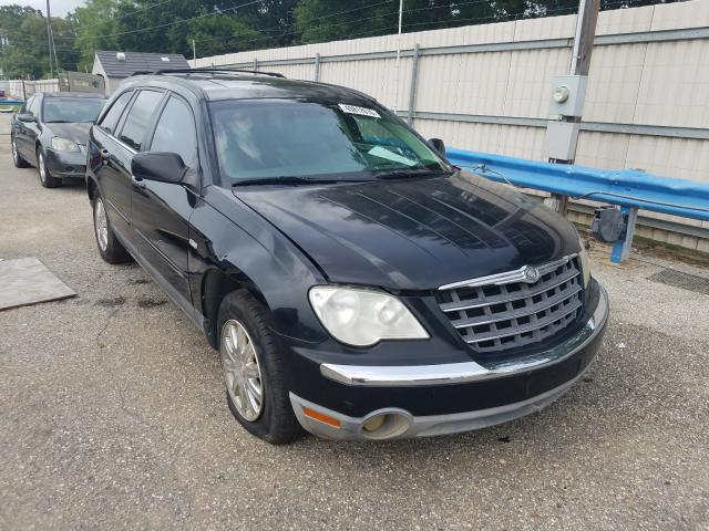 Chrysler salvage cars for sale: 2007 Chrysler Pacifica T