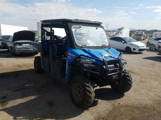 Polaris salvage cars for sale: 2016 Polaris Ranger CRE