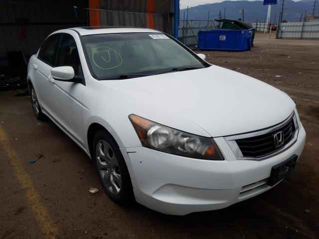 Salvage cars for sale from Copart Colorado Springs, CO: 2008 Honda Accord EX