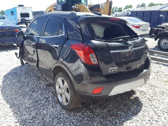 купить 2015 BUICK ENCORE CONVENIENCE KL4CJFSB7FB143773
