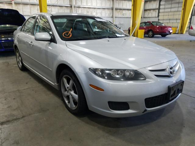Salvage cars for sale from Copart Woodburn, OR: 2008 Mazda 6 I