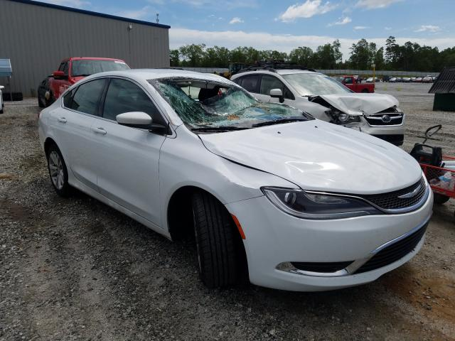 1C3CCCABXFN754609 2015 CHRYSLER 200 LIMITED