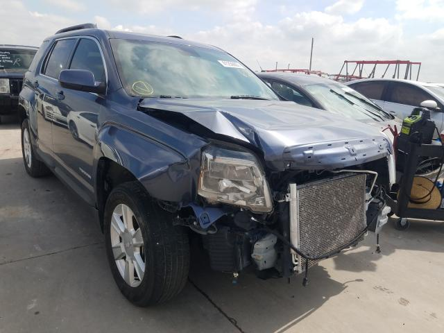 Salvage cars for sale from Copart Grand Prairie, TX: 2013 GMC Terrain SL