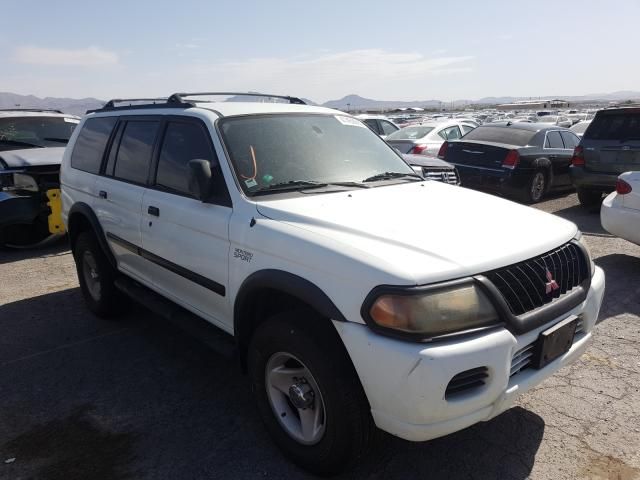 Salvage 2000 Mitsubishi MONTERO SP for sale