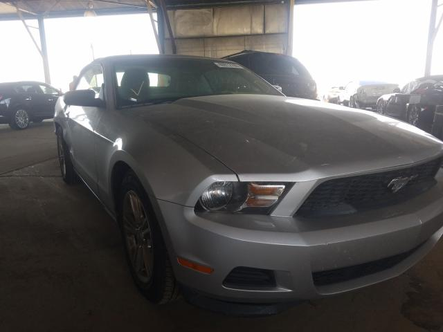 Ford salvage cars for sale: 2012 Ford Mustang