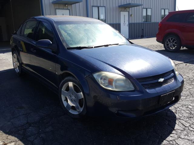 Salvage cars for sale from Copart Chambersburg, PA: 2008 Chevrolet Cobalt Sport