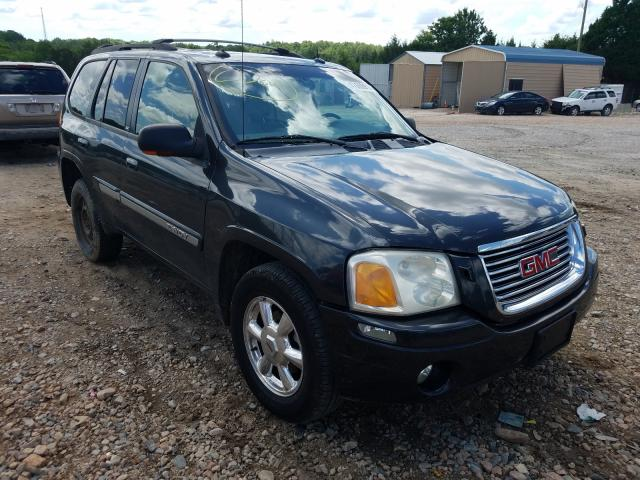 Salvage cars for sale from Copart China Grove, NC: 2004 GMC Envoy