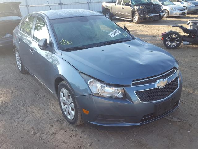 Salvage cars for sale from Copart Columbia Station, OH: 2012 Chevrolet Cruze LS