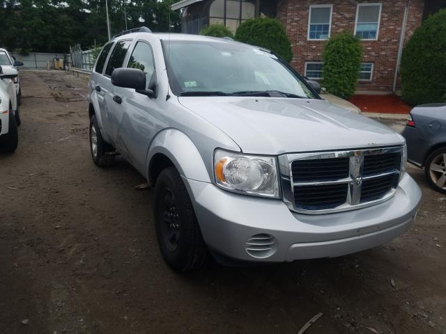 Dodge Durango SX salvage cars for sale: 2007 Dodge Durango SX