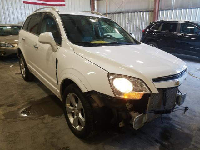 Chevrolet salvage cars for sale: 2014 Chevrolet Captiva LT