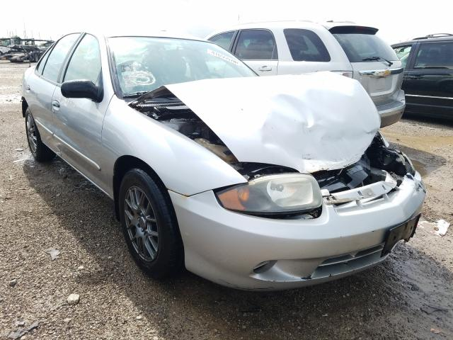 salvage certificate 2003 chevrolet cavalier sedan 4d 2 2l for sale in elgin il 41655570 a better bid car auctions