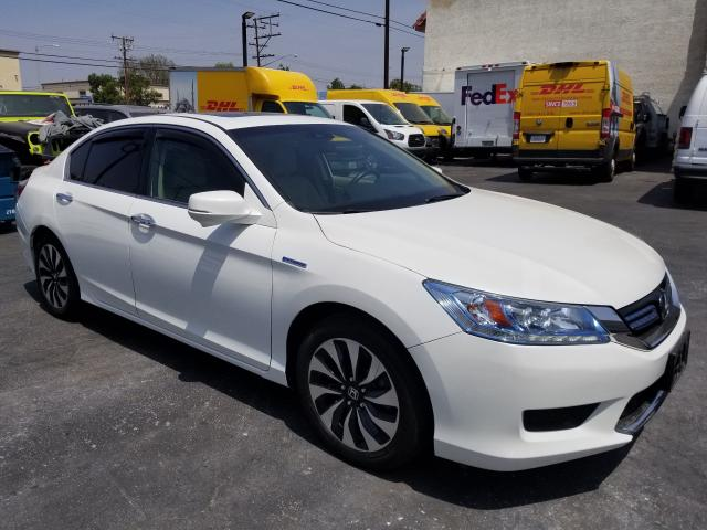 Salvage cars for sale from Copart Wilmington, CA: 2014 Honda Accord TOU