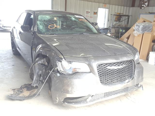 Salvage cars for sale from Copart Shreveport, LA: 2019 Chrysler 300 Touring