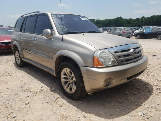 Salvage cars for sale from Copart Oklahoma City, OK: 2004 Suzuki XL7 EX