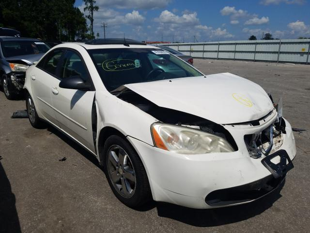Pontiac salvage cars for sale: 2005 Pontiac G6 GT