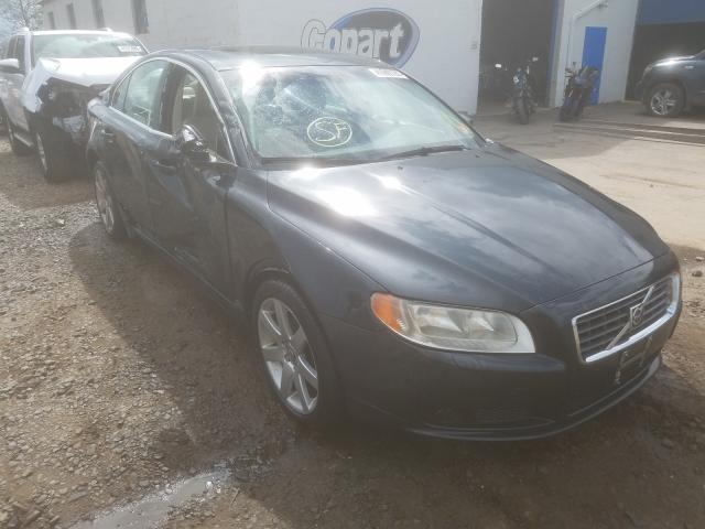 Volvo S80 3.2 salvage cars for sale: 2009 Volvo S80 3.2
