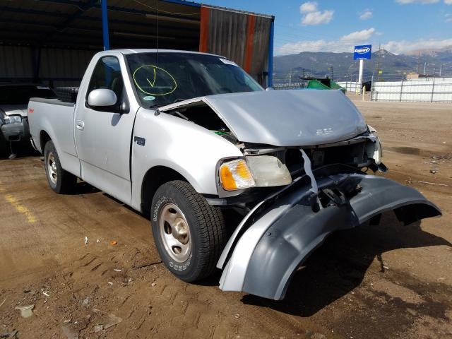 Salvage cars for sale from Copart Colorado Springs, CO: 2000 Ford F150