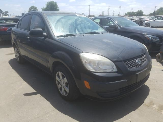 KIA Rio Base salvage cars for sale: 2008 KIA Rio Base