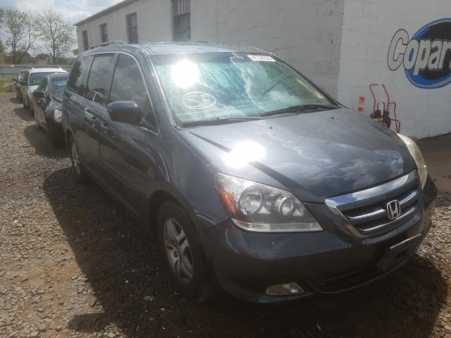 2005 Honda Odyssey TO en venta en Hillsborough, NJ