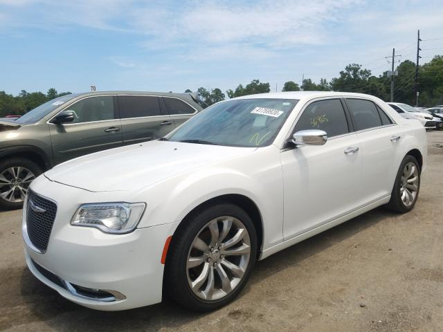 из сша 2018 CHRYSLER 300 LIMITED 2C3CCAEG5JH159307