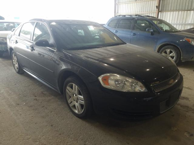 Salvage cars for sale from Copart Greenwell Springs, LA: 2014 Chevrolet Impala LIM