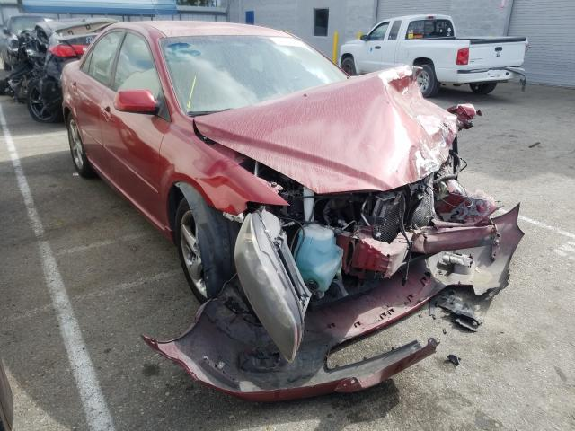 Salvage cars for sale from Copart Rancho Cucamonga, CA: 2007 Mazda 6 I