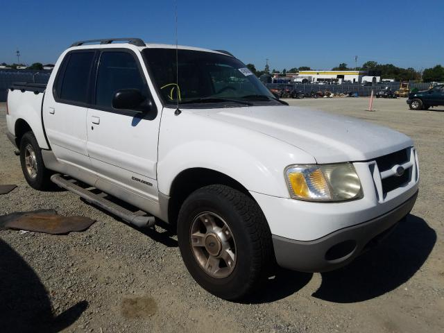 Salvage cars for sale from Copart Antelope, CA: 2002 Ford Explorer S