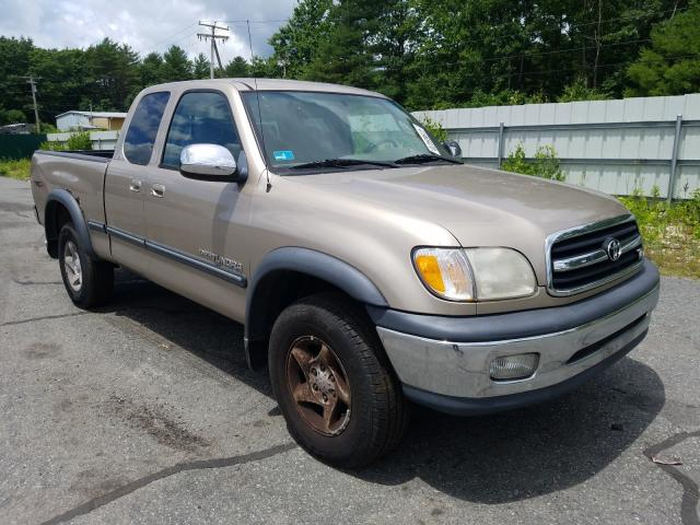 Toyota salvage cars for sale: 2001 Toyota Tundra ACC