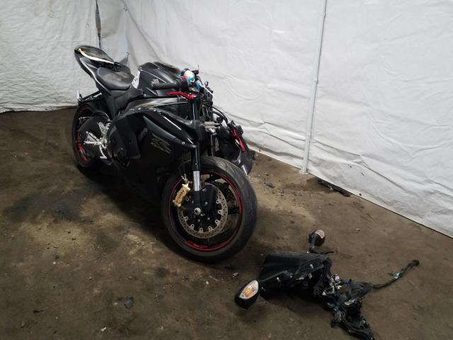 Salvage cars for sale from Copart Windsor, NJ: 2012 Suzuki GSX-R1000