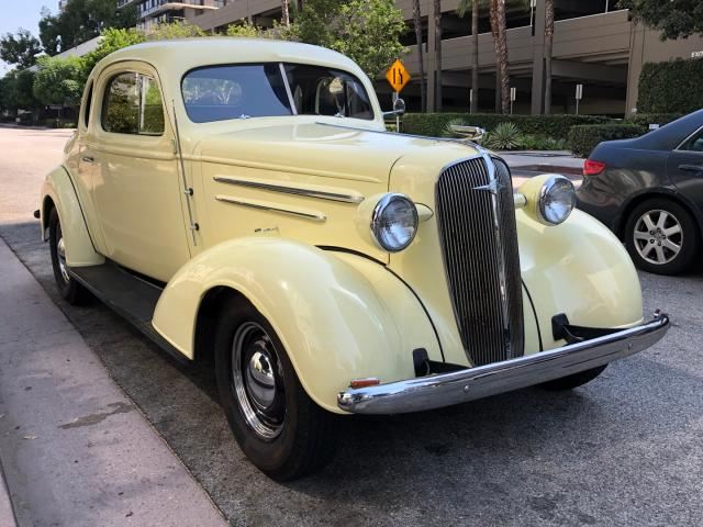 1936 Chevrolet Master for sale in Wilmington, CA