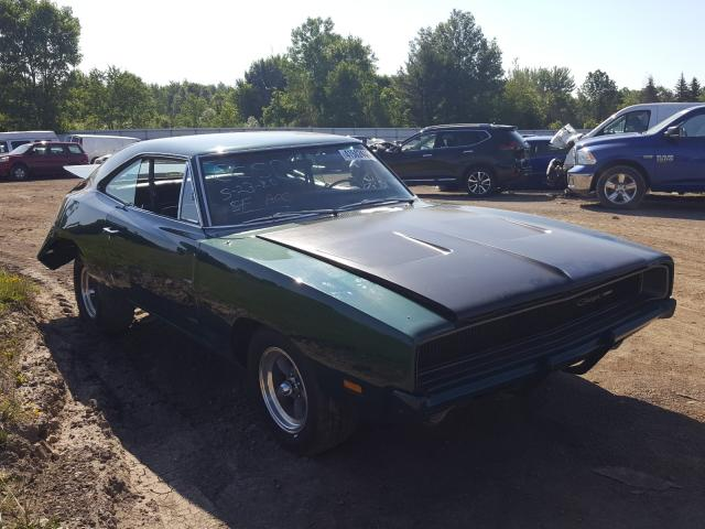 1968 Dodge Charger for sale in Columbia Station, OH