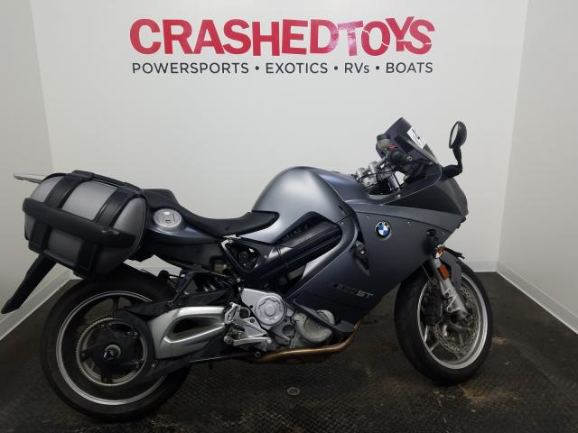 BMW F800 ST salvage cars for sale: 2007 BMW F800 ST