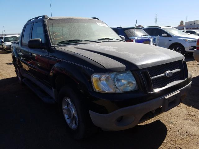 Ford salvage cars for sale: 2001 Ford Explorer S