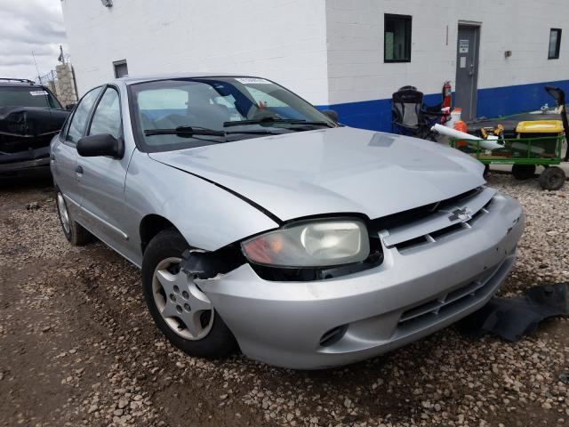 prodazha 2003 chevrolet cavalier sedan 4d 2 2l silver v farr west ut 41844590 a better bid a better bid car auctions