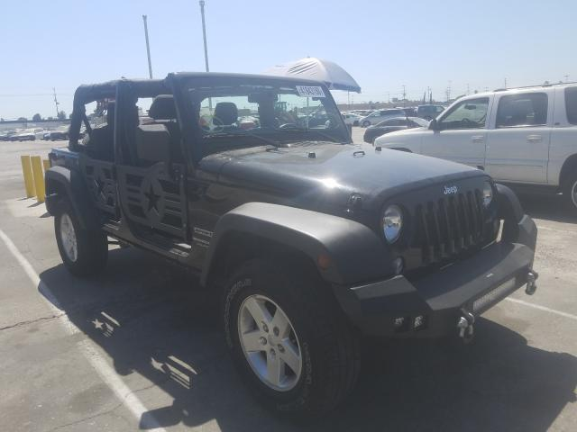 2016 Jeep Wrangler U for sale in Sun Valley, CA
