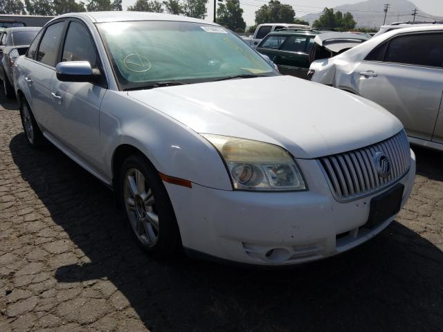 Mercury salvage cars for sale: 2008 Mercury Sable Premium