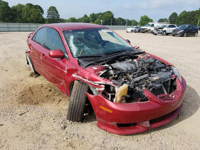 Mazda salvage cars for sale: 2005 Mazda 6 S