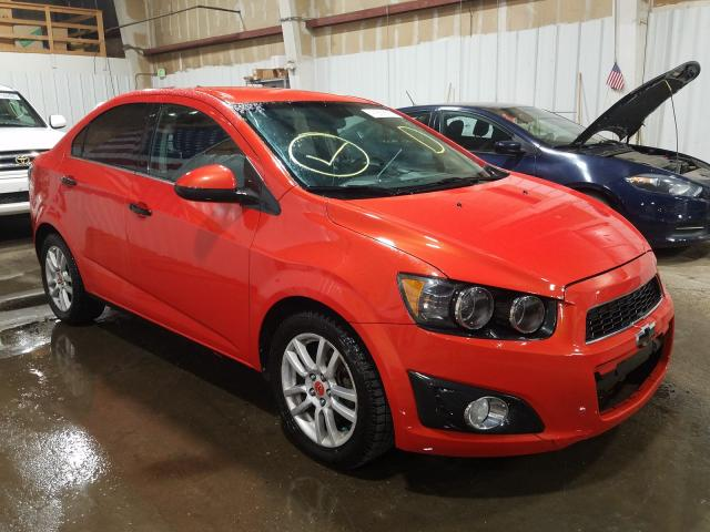 2012 Chevrolet Sonic LT for sale in Anchorage, AK
