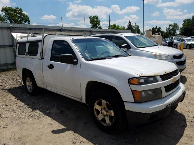 Chevrolet Colorado L salvage cars for sale: 2010 Chevrolet Colorado L
