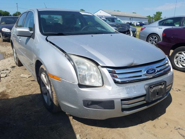 Salvage cars for sale from Copart Columbia Station, OH: 2009 Ford Fusion SE