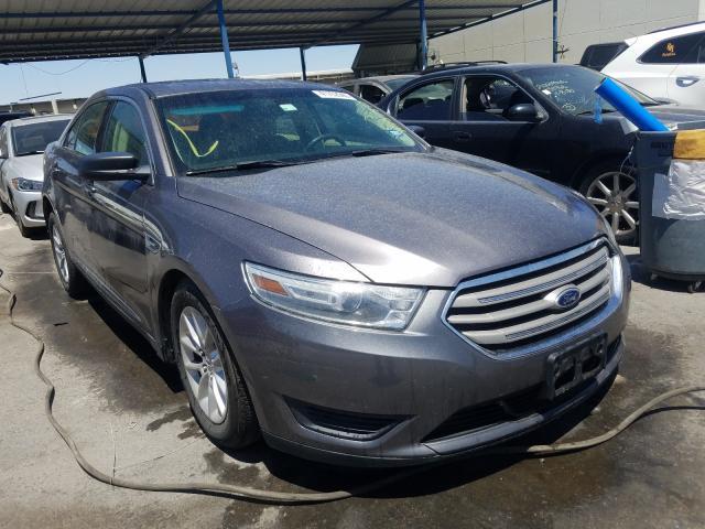 Salvage cars for sale from Copart Anthony, TX: 2013 Ford Taurus SE