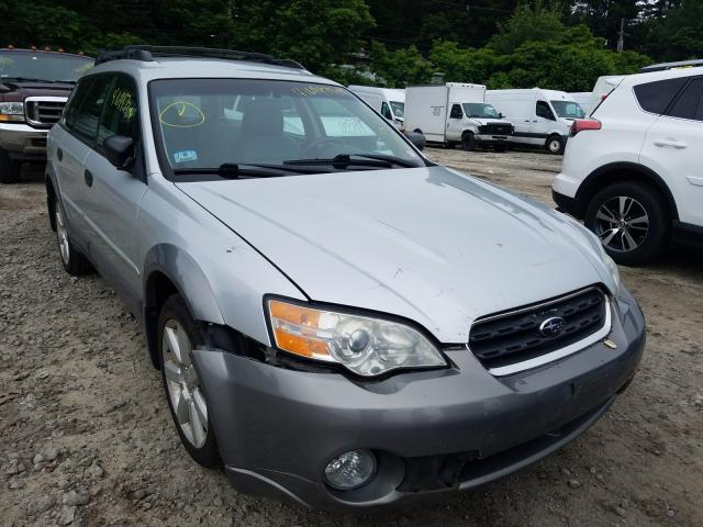 Subaru salvage cars for sale: 2006 Subaru Legacy Outback