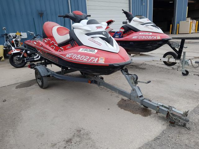 Bombardier salvage cars for sale: 2007 Bombardier Boat