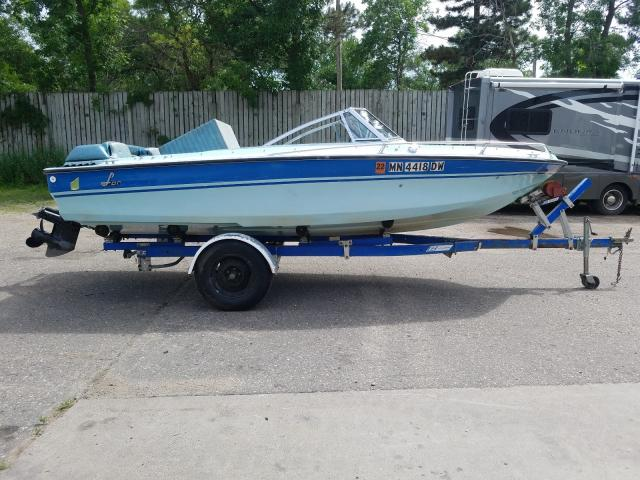 Salvage 1978 Larson BOAT for sale