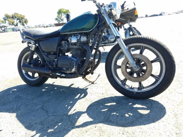 Salvage cars for sale from Copart Martinez, CA: 1981 Yamaha XS650 S