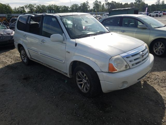 Suzuki XL7 EX salvage cars for sale: 2004 Suzuki XL7 EX